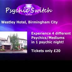Psychic Switch at Westley Hotel on 25 Feb 2019